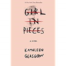 Girl in Pieces   - Kathleen Glasgow978-1-10193471-5Emotional scars present themselves as physical scars in Kathleen Glasgow's highly-personal debut. After being treated for self-harm, seventeen-year-old Charlie Davis is released back into a world that's been very unkind, filled with terrible abuse and loss. Will Charlie be able to overcome her past demons, or will her fragile relationships with other troubled individuals, including fallen rock star Riley West, prove insurmountable?