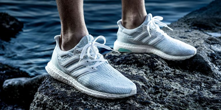 New collab: ADIDAS X PARLEY - Parley together with Adidas have created another method to recycle Ocean Plastics and turn them into trainers.