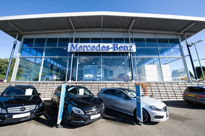 Mercedez-Benz - Exeter, Taunton, Plymouth, Truro