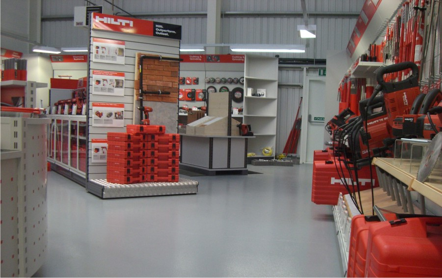 Hilti Trade Store -
