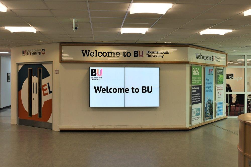 Bournemouth Uni Reception.JPG