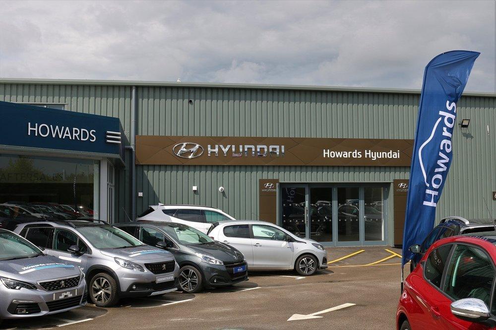 Howards Peugeot & Hyundai - Yeovil