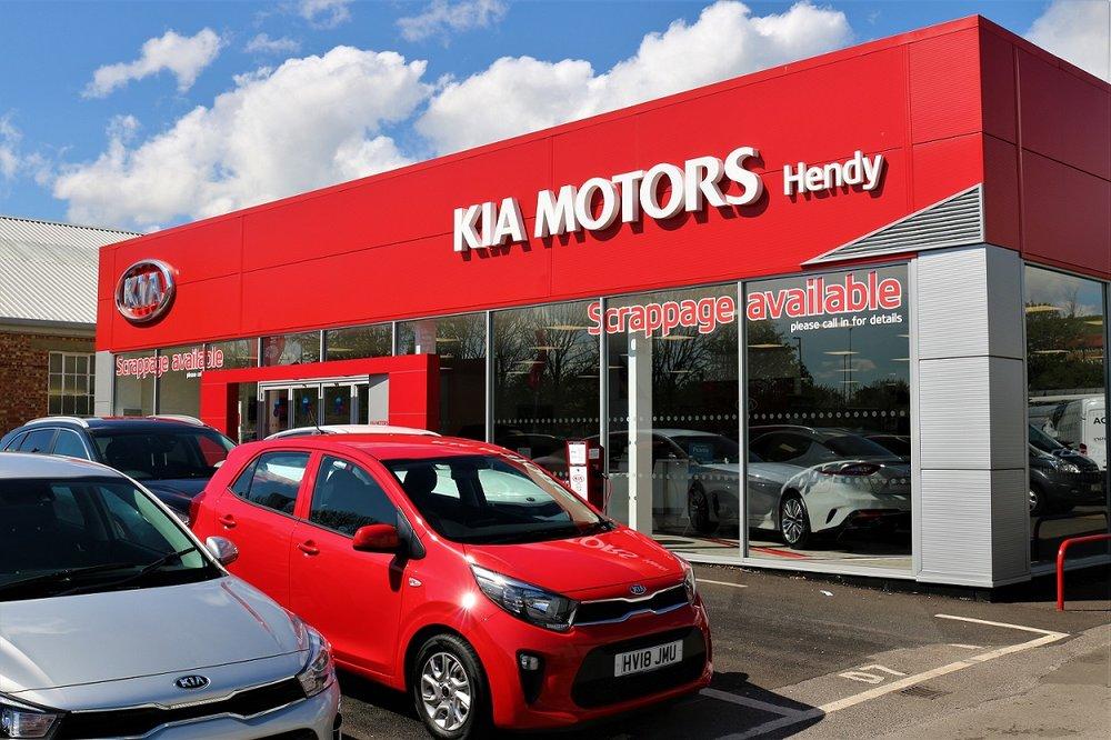 Kia Motors Hendy - Cosham