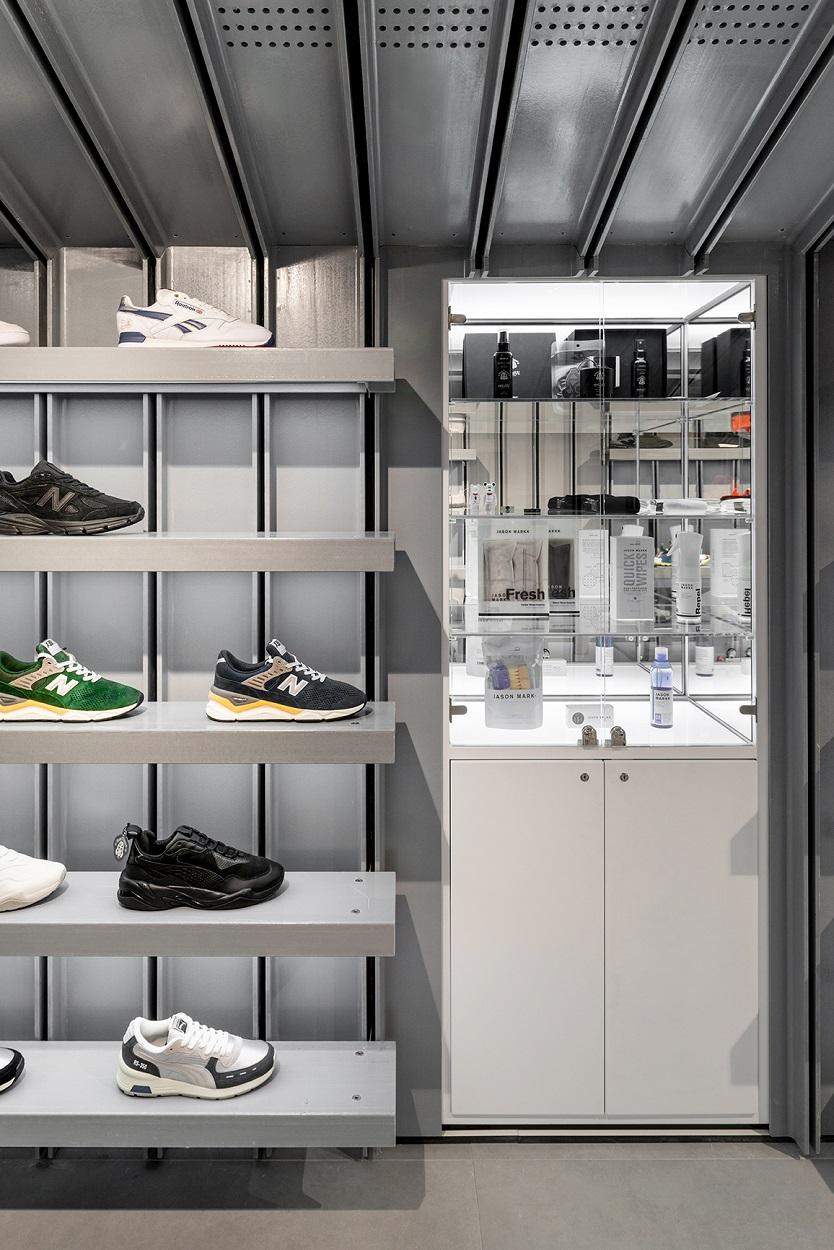Foot Patrol Soho store display.jpg