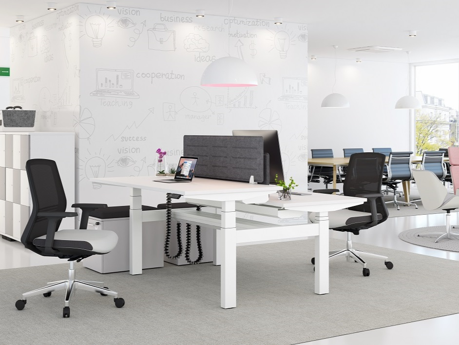 High Quality Commercial Office Furniture Office Desks And Office Chairs