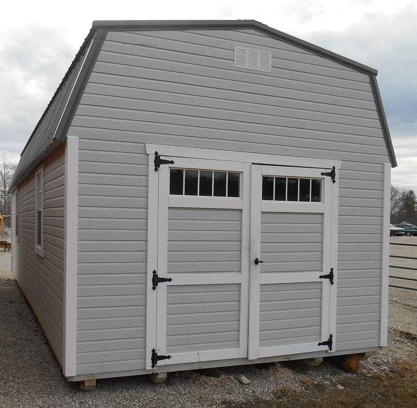 12x28 Pre-owned Cabin / Strunk KY — Russellville Rentals LLC