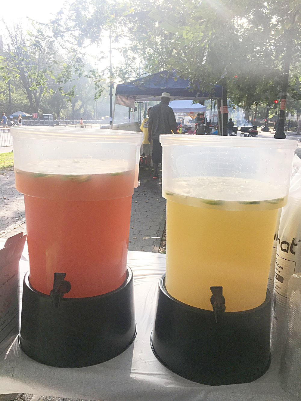 Refreshing Lemonade -