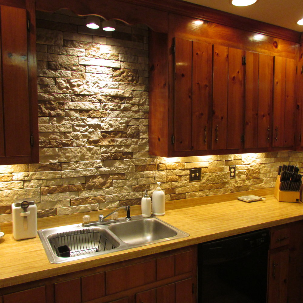 Kitchen Backsplash Rock: AirStone®
