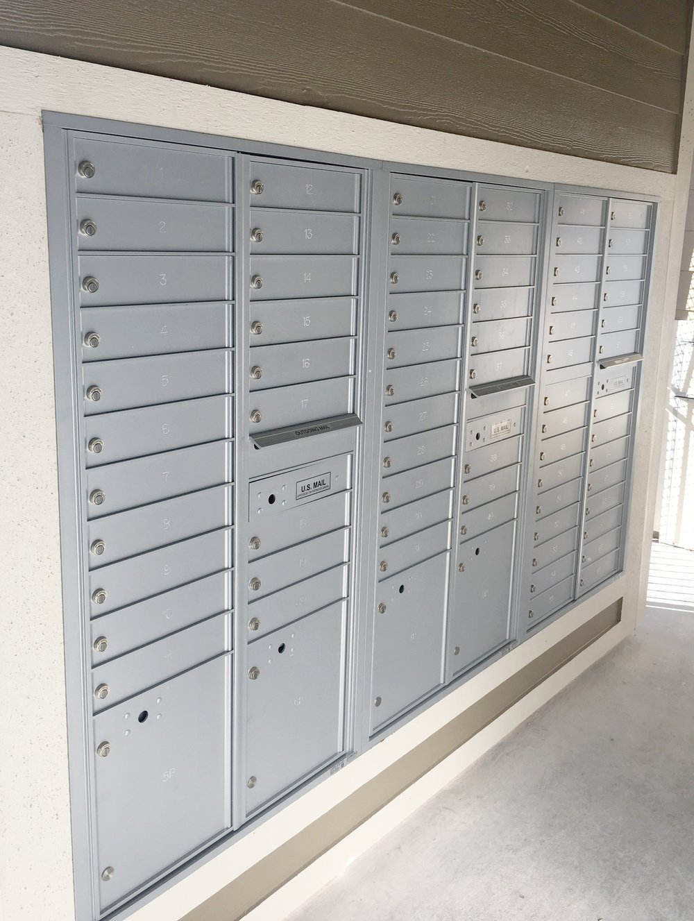 USPS Approved Postal Products Offered: - Cluster Box Unit & Outdoor Parcel Lockers4C Mailboxes & 4C Kiosk StationsHorizontal 4B+ Replacement MailboxesVertical Replacement MailboxesCollection Boxes, Mail Drops, Directories, Key Keepers, Chimes and Parts