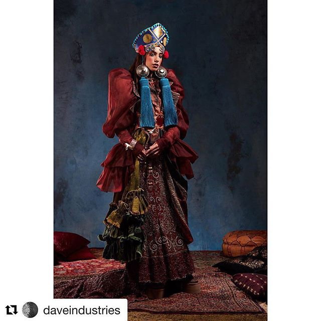 #Repost @daveindustries ・・・ @kaltblut_magazine online exclusive REGAL NOMADS by @daveindustries & @sweet.twisted  http://www.kaltblut-magazine.com/regal-nomad-david-wilman-clarice-serra/  Photographer: @daveindustries  Art direction: @sweet.twisted Head stylist: @danavrr_fashion_stylist  Second stylist: Casey Kelly Assistants : @hyeseo.hr95  @g_i_u_l_i_a_l_i_b  @hannahxdrury  MUA& HAIR by muasagency.com @mariajessicagomezmakeup  assisted by @borajun21  Model: @sofiazurbano @prm_agency  Post production @begonatoledo  Headpiece: @sweet.twisted Leather Belt: @unaburke_design Coat & Socks: @abiolaonabule  Skirt: @bancin0  Shoes: @marina.chedel  Rings: @ramosajewelry Bangle: @giadagiachino  #editorial #newyearseve #publication #2017 #sweetntwistedmillinery #fashion #costume #photography #headdress #millinery #headpiece #regal #nomads #london #couture #online #kaltblut