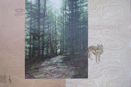 Kristin Kuhns - The Woods 3