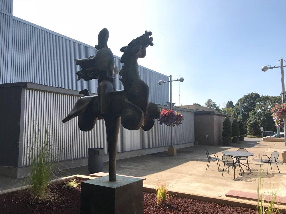 James Lee Hanson Carousel Horse silhouette.jpg