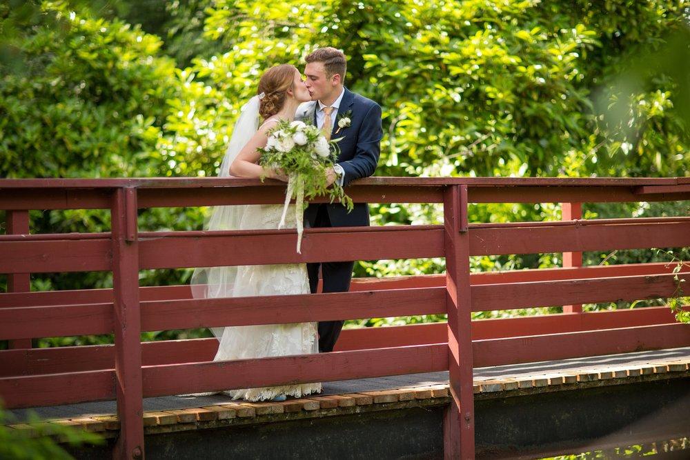 Mission Mill Salem, Oregon Wedding