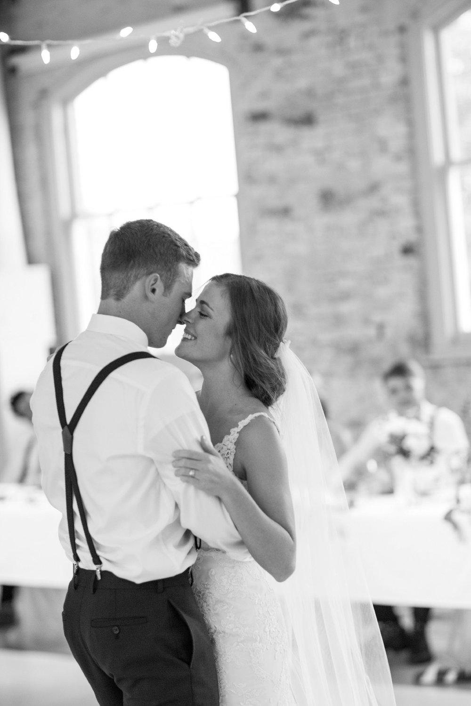First Dance Wedding Photographer