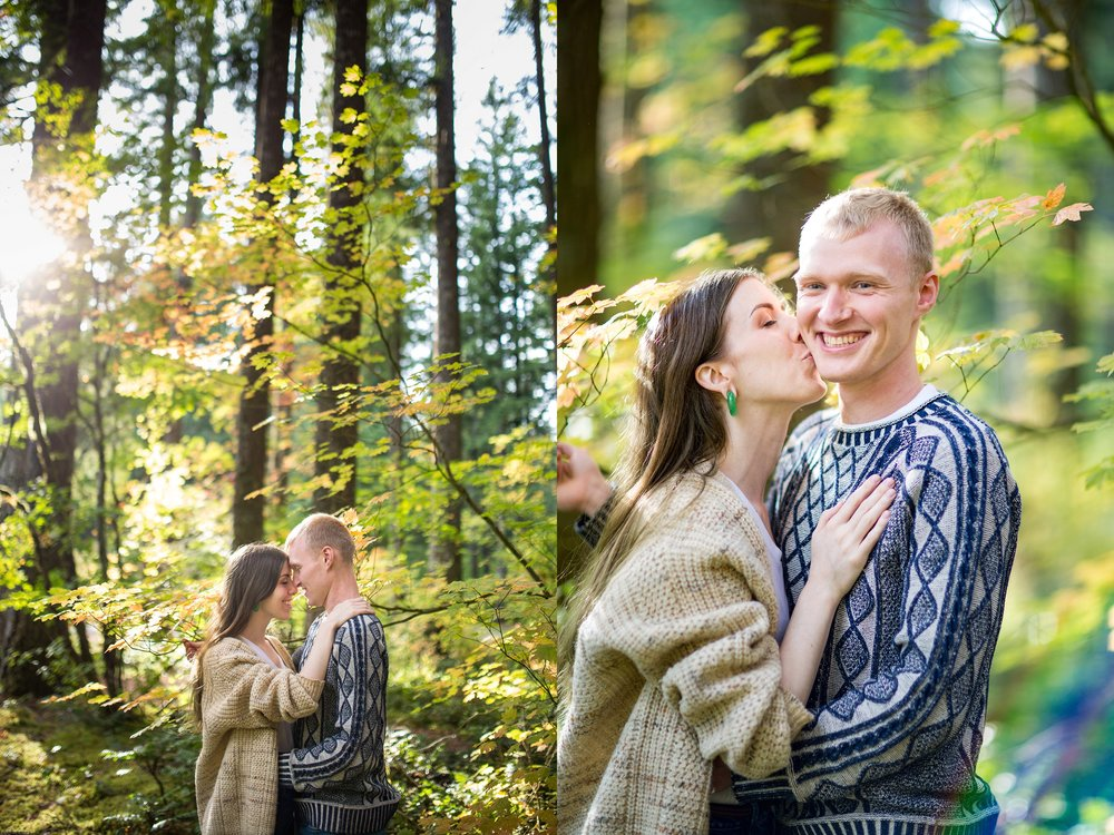 Silver Falls State Park Wedding Photography