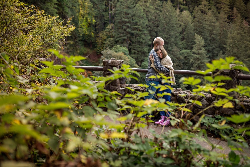 Silverton, Oregon Engagement Photographer