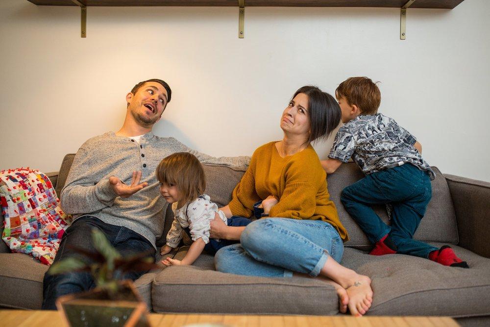 Salem Oregon Family Photography