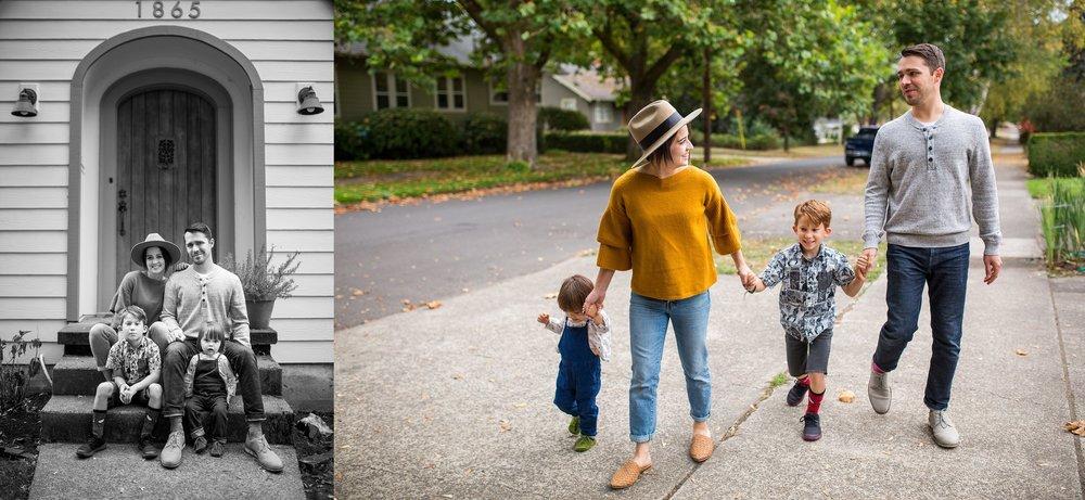 Salem Oregon Family Photos