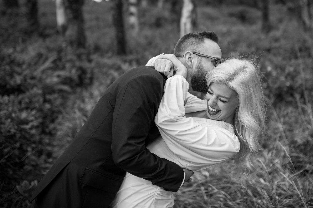 Candid wedding photographer Portland Oregon