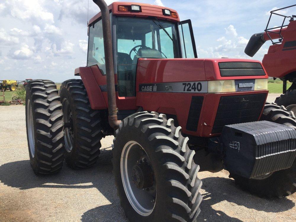 Case IH model 7240(5,798 hrs) - $49,500