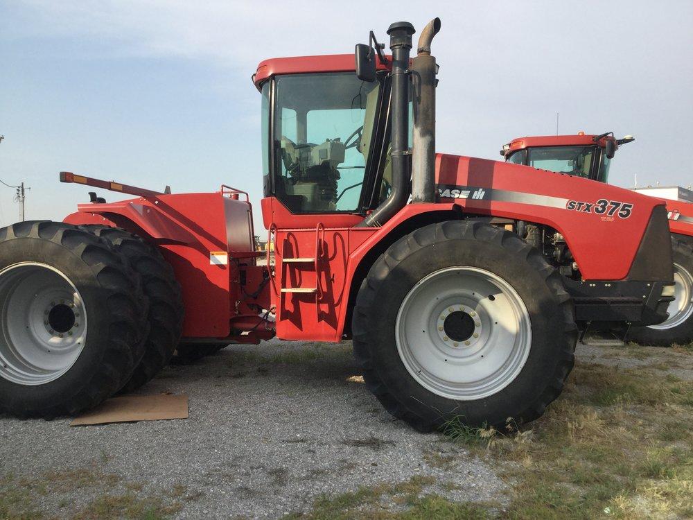 Steiger 375 (5300 hrs) nice - $79,500
