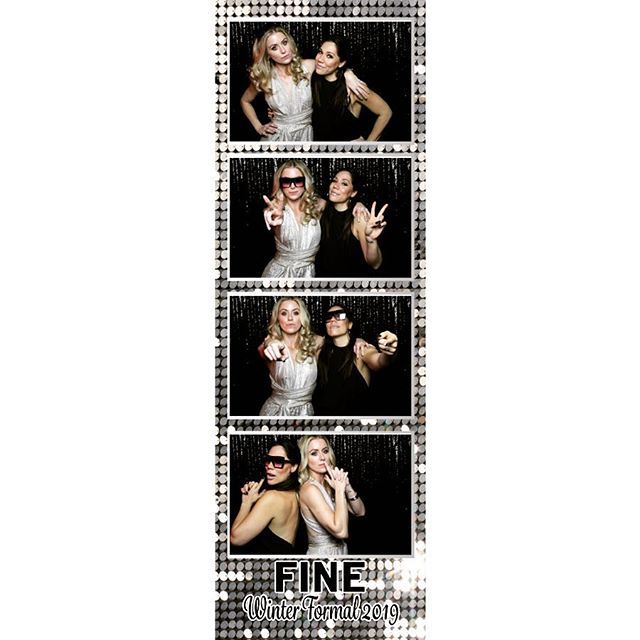 We were thrilled to be able to capture @weare.fine winter formal! Such a fantastic group of people. Contact @retrospectpdx today for your next company event! #womensupportingwomen #portlandbusiness #businesswoman #techcompany #photography #eventphotography #ootd #smallbusiness #vintage #pdx #portland #event #photobooth #retrospectpdx #wearefine #winterformal