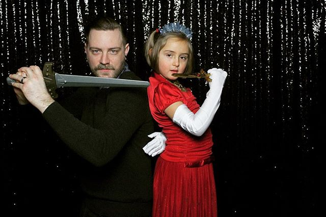 @retrospectpdx is fun for all ages! Let us help you capture your next event!  #womensupportingwomen #portlandbusiness #businesswoman #techcompany #photography #eventphotography #ootd #smallbusiness #vintage #pdx #portland #event #photobooth #retrospectpdx #wearefine #winterformal #kidsofinstagram #dressup