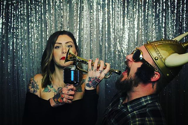 Sing it loud, sing it proud! Thinking of a new way to make your next event stand out?! reach out to @retrospectpdx today to discuss what we can do for you!  #womensupportingwomen #portlandbusiness #businesswoman #techcompany #photography #eventphotography #ootd #smallbusiness #pdx #portland #event #photobooth #retrospectpdx #winterformal #dressup #adamis40 #birthdayparty #thisis40 #roseandthistle