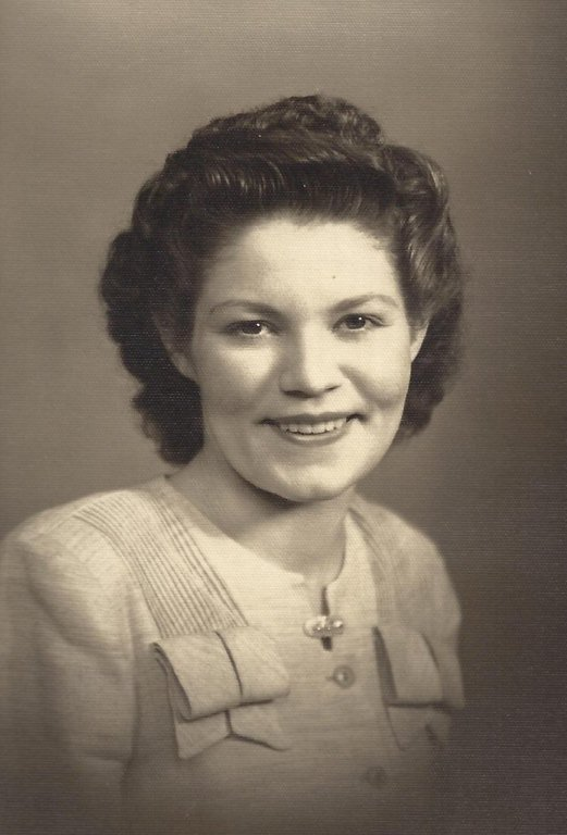 Mary Irene (Elston) Twitty