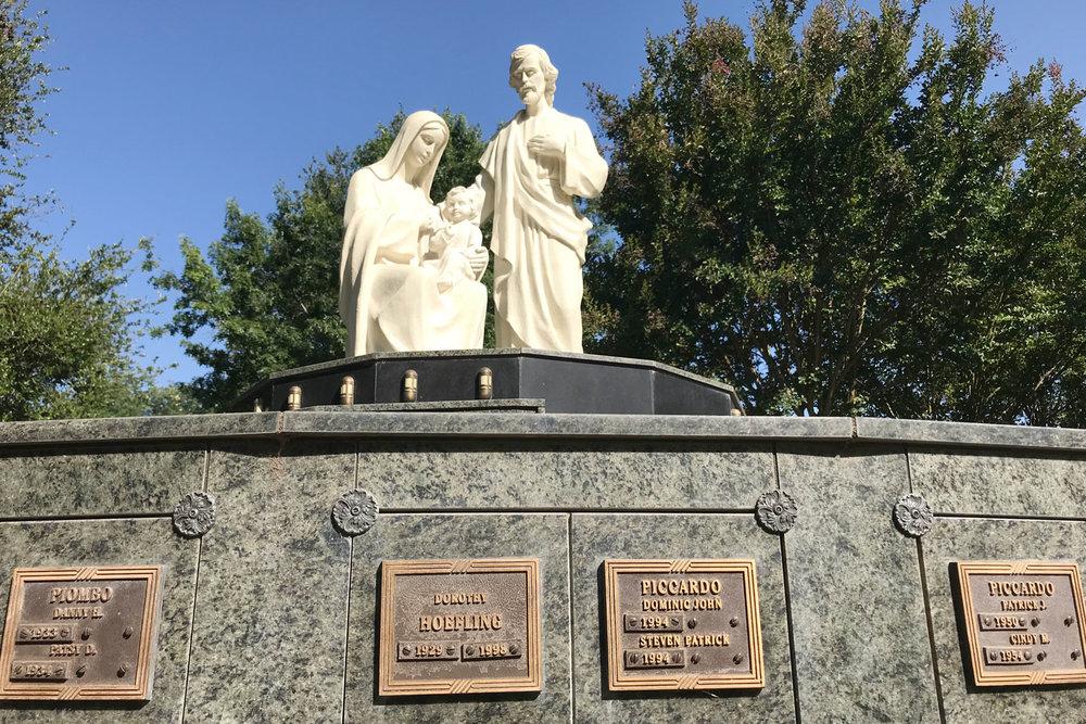 Garden of Holy Family