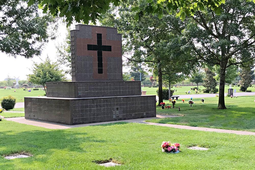 Garden of the Holy Cross