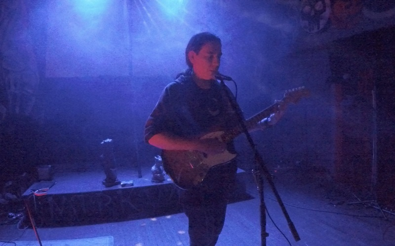 Jimmy Turturici live at Mirkwood; press photo courtesy of the artist.
