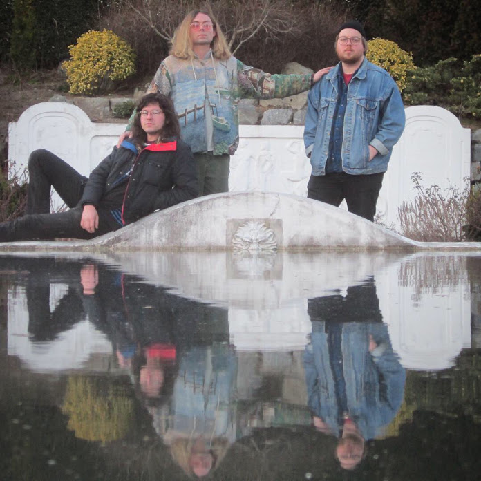 Reflections with pleasures; press photo courtesy of the band.