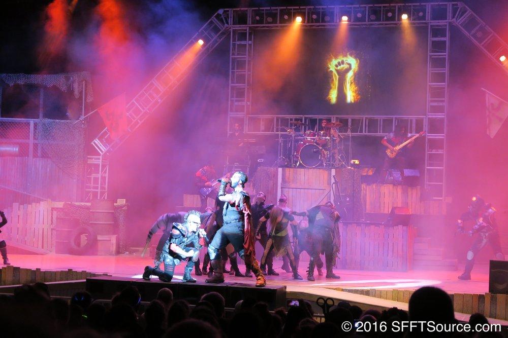 Monster Mash Bash at Six Flags Fiesta Texas