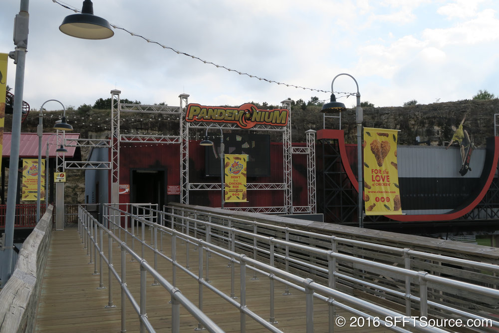 Another look at Pandemonium's queue.