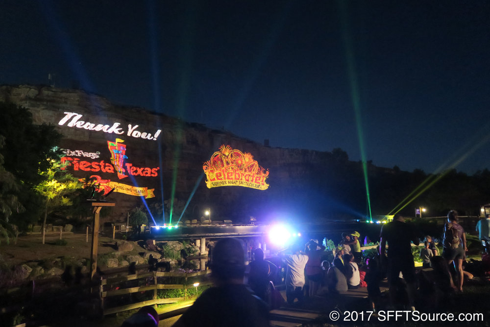 Guests can enjoy fireworks shows inside Lone Star Lil's during the summer.