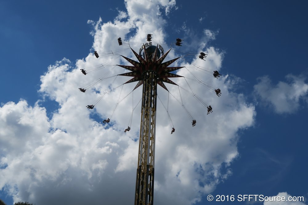SkyScreamer is located in Spassburg.