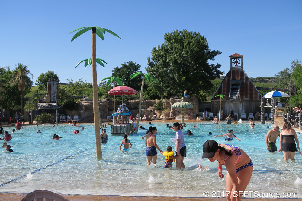 Multiple pools can be found at Splash Water Springs.