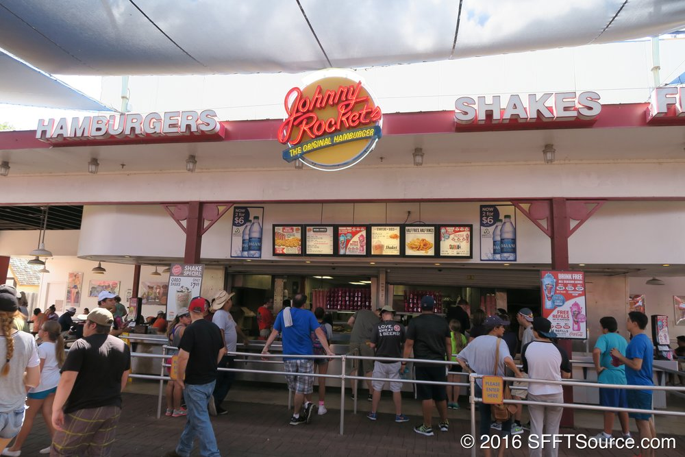 The Spassburg location features outdoor seating.