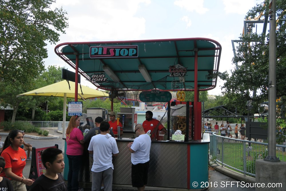 Pit Stop is an outdoor stand in Rockville.