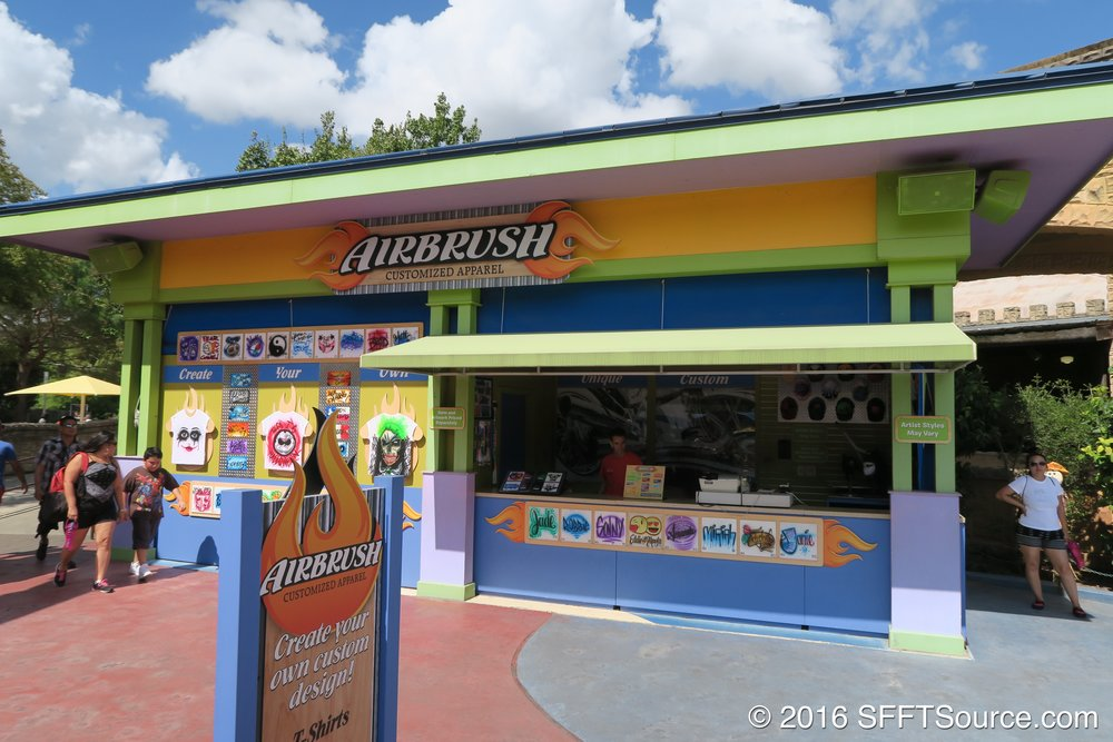 Airbrush is located in Spassburg.