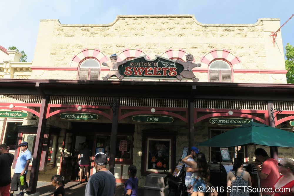 Coaster Candy was known as Spitze's Sweets prior to 2019.