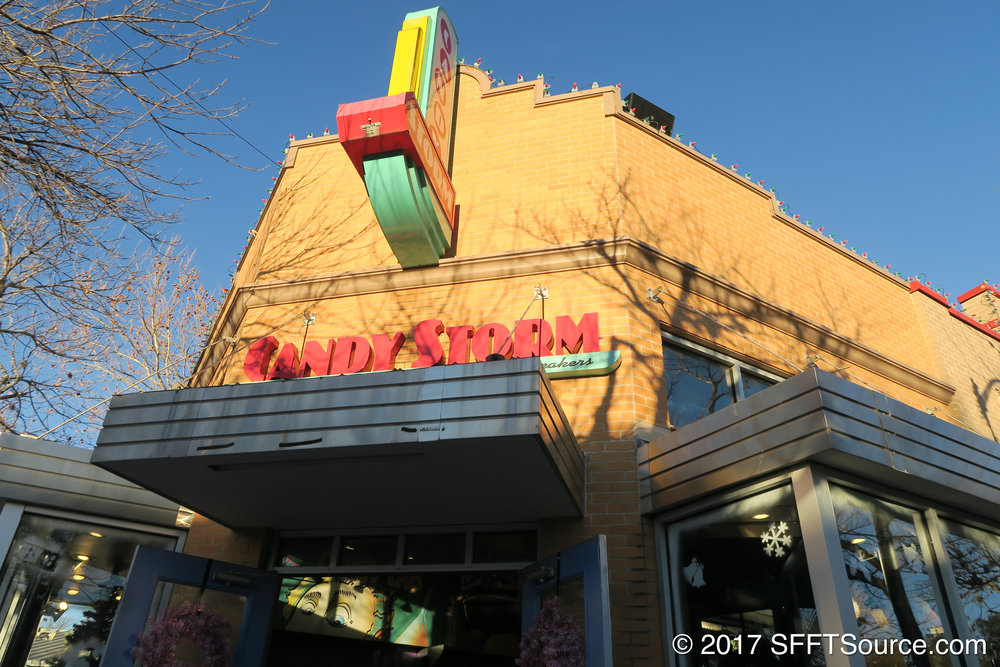 Candy Storm is an indoor shop.