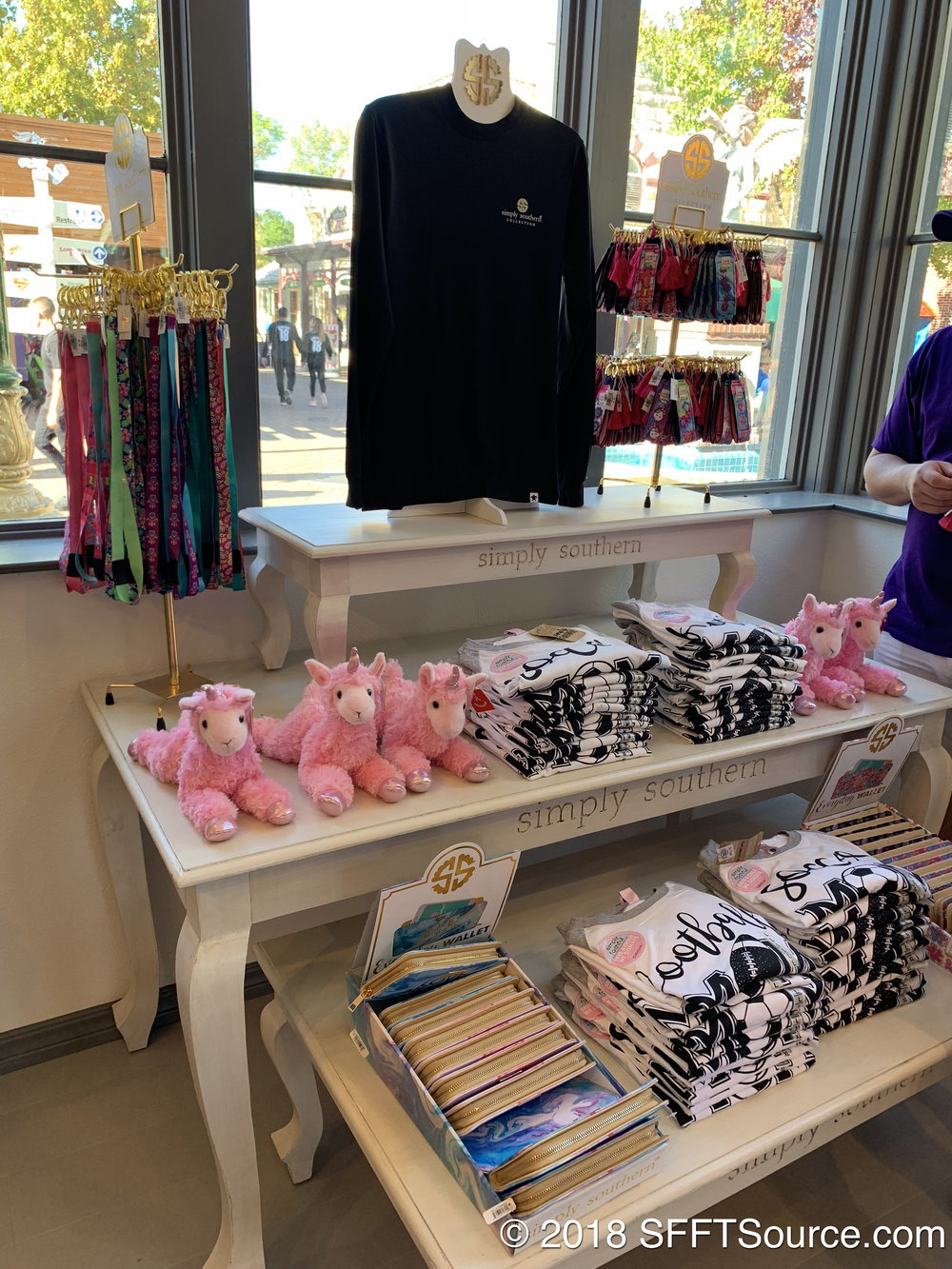 Lanyards, stuffed animals, and more can be found at Simply Southern.