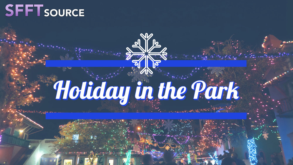 Click the image above for a FULL guide to Holiday in the Park 2018.