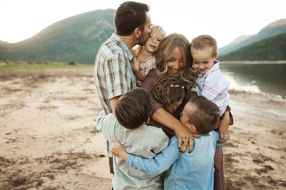 Mountain Family Session -