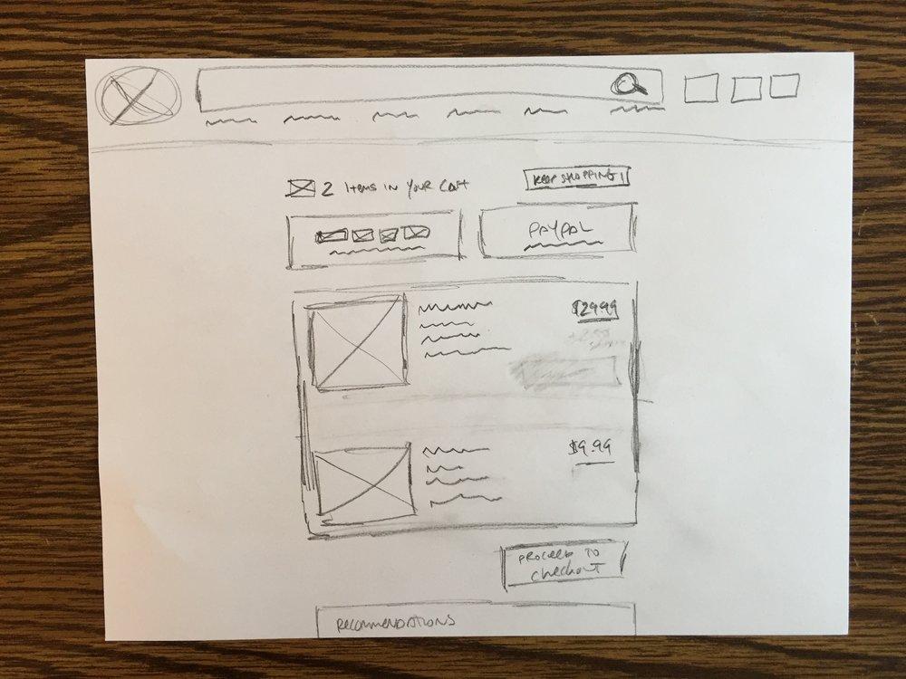 Sketch - Cart Page Sketch.JPG