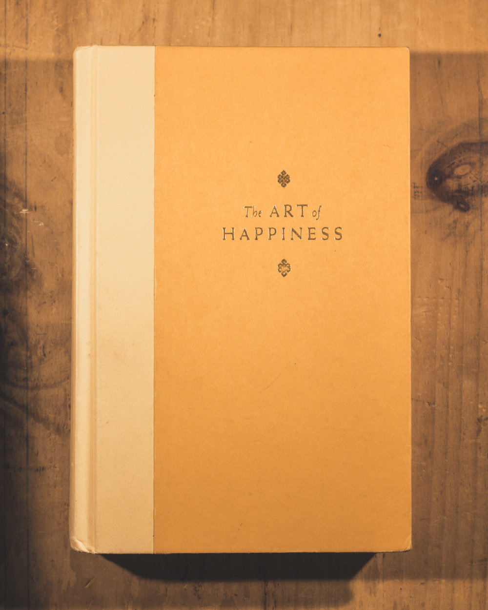 The Art of Happiness by His Holiness the Dalai Lama and Howard C. Cutler, M.D.
