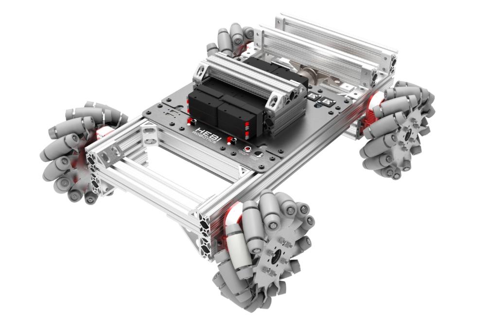 Mecanum Drive Robot Base