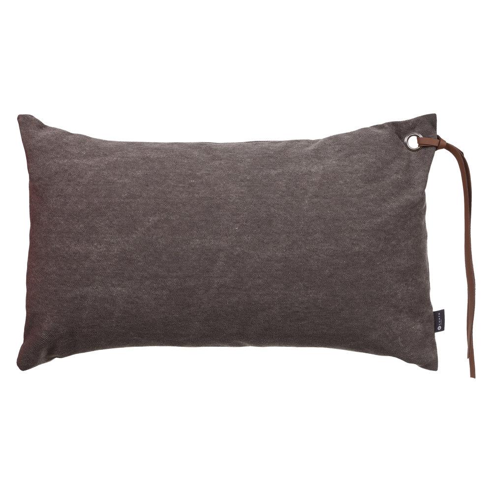 ARKI - tyynyt, maissi ja tumma nutria   70 % Cotton, 30 % Polyester, 30 x 50 cm   19,95 €